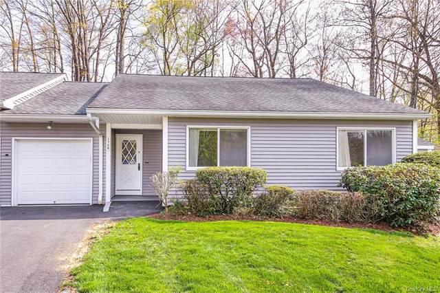 170 Long Hill Drive B, Yorktown Heights, NY 10598 (MLS #H6111778) :: Signature Premier Properties