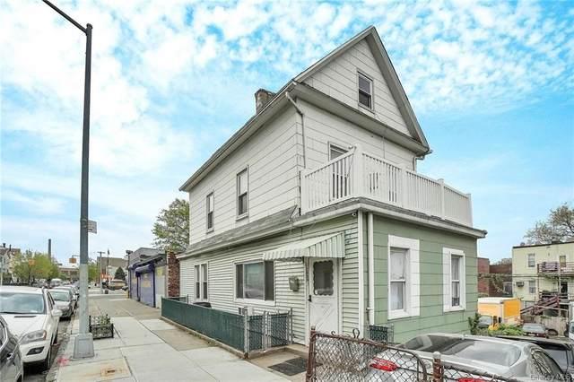1809 Matthews Avenue, Bronx, NY 10462 (MLS #H6111811) :: Cronin & Company Real Estate