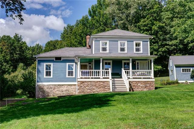 239 William Herbert Road, Fremont Center, NY 12736 (MLS #H6112081) :: Signature Premier Properties
