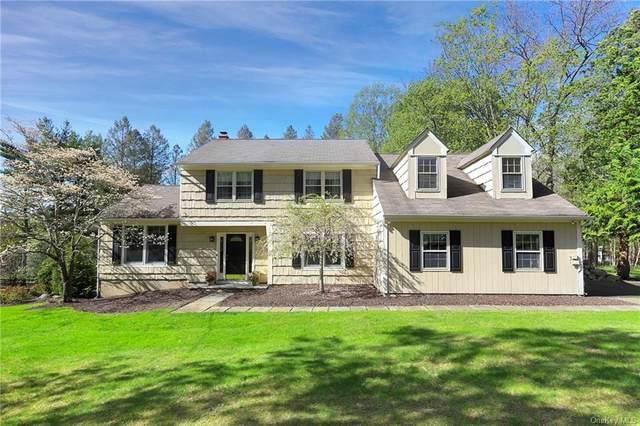 10 Pinegrove Drive, North Salem, NY 10560 (MLS #H6112214) :: Mark Boyland Real Estate Team