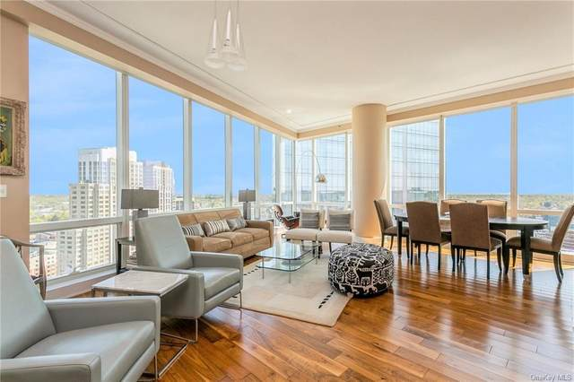 5 Renaissance Square 31G, White Plains, NY 10601 (MLS #H6112260) :: Signature Premier Properties