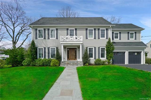 742 Soundview Drive, Mamaroneck, NY 10543 (MLS #H6112323) :: Frank Schiavone with William Raveis Real Estate