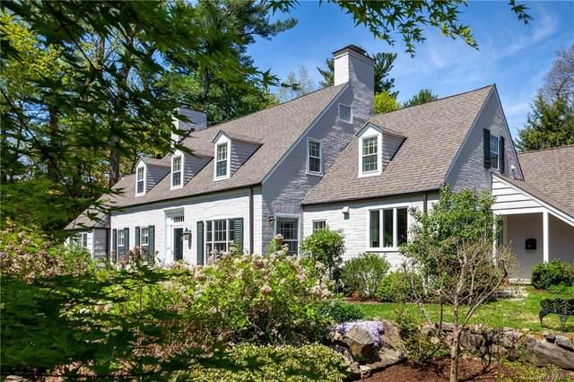 105 Boulder Trail, Bronxville, NY 10708 (MLS #H6112356) :: Cronin & Company Real Estate
