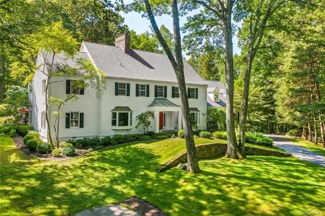 18 Spy Rock Road, Pound Ridge, NY 10576 (MLS #H6112439) :: Carollo Real Estate