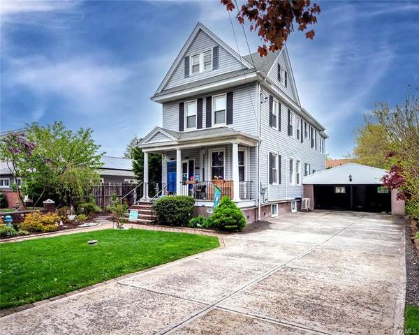 650 Valley Avenue, Yonkers, NY 10703 (MLS #H6112562) :: Corcoran Baer & McIntosh