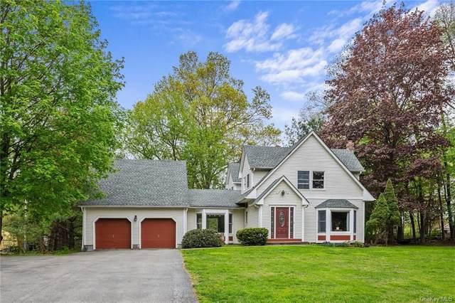 244 Ridgebury Road, Slate Hill, NY 10973 (MLS #H6112569) :: Cronin & Company Real Estate