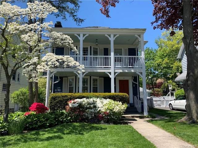 49 Storer Avenue, Pelham, NY 10803 (MLS #H6112572) :: Signature Premier Properties