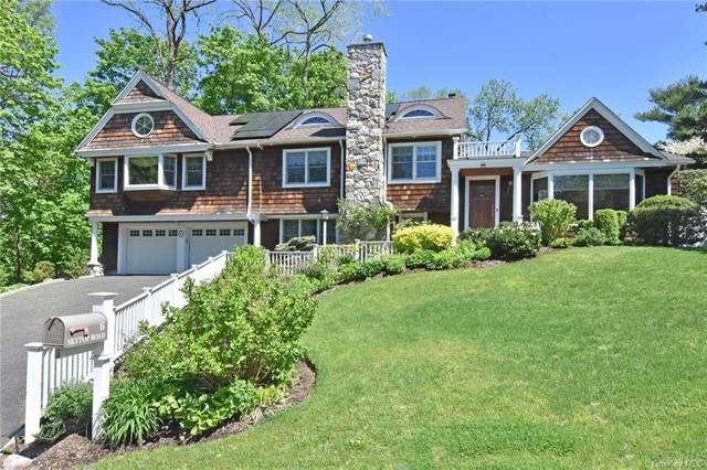 6 Skytop Road, Scarsdale, NY 10583 (MLS #H6112573) :: Corcoran Baer & McIntosh