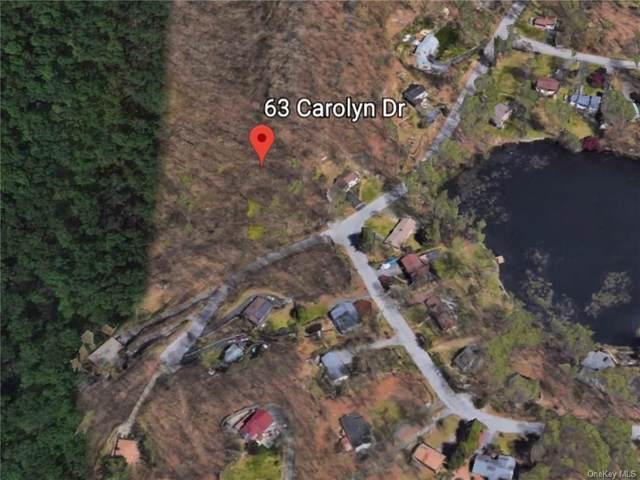 63 Carolyn Drive, Cortlandt Manor, NY 10567 (MLS #H6112670) :: Mark Seiden Real Estate Team