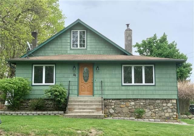86 Cromwell Hill Road, Monroe, NY 10950 (MLS #H6112766) :: Cronin & Company Real Estate
