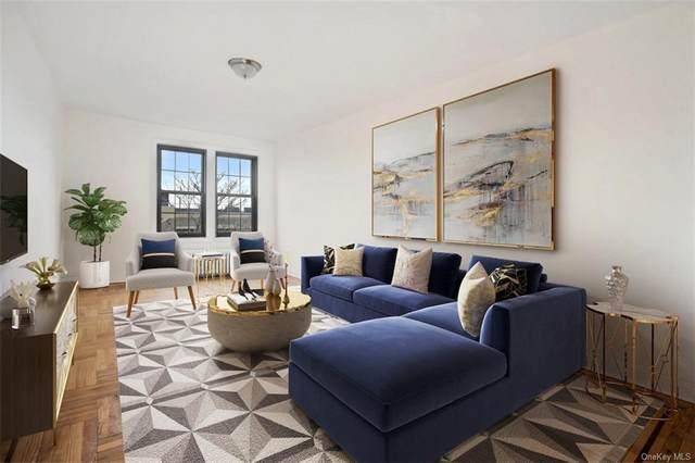 1100 Grand Concourse 6I, Bronx, NY 10456 (MLS #H6112785) :: Carollo Real Estate