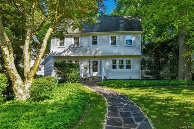 153 Douglas Place, Mount Vernon, NY 10552 (MLS #H6112816) :: Barbara Carter Team