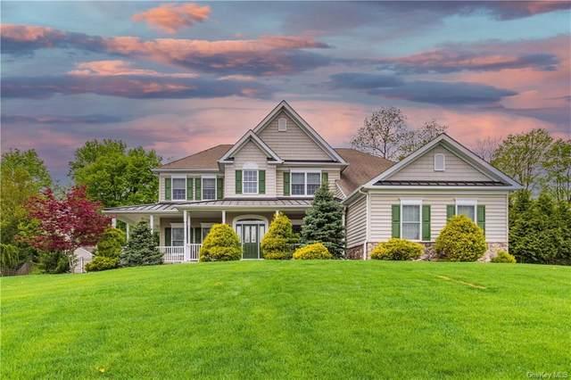 33 Deangelis Drive, Monroe, NY 10950 (MLS #H6112874) :: Cronin & Company Real Estate