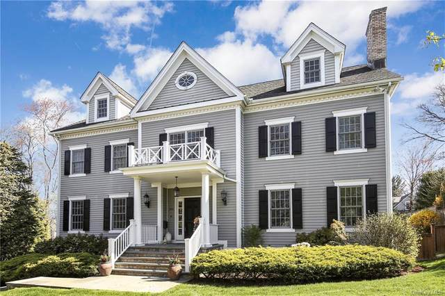 390 Park Avenue, Rye, NY 10580 (MLS #H6112878) :: Frank Schiavone with William Raveis Real Estate