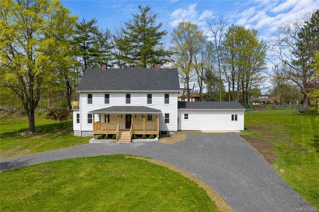 33 Plattekill Ardonia Road, Wallkill, NY 12589 (MLS #H6112942) :: Cronin & Company Real Estate