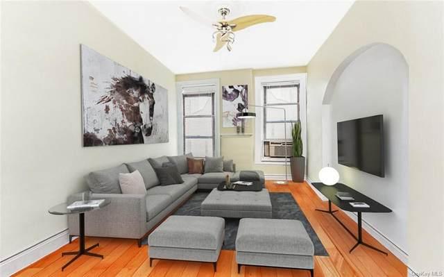 505 W 143rd Street #65, Newyork, NY 10031 (MLS #H6112987) :: Signature Premier Properties