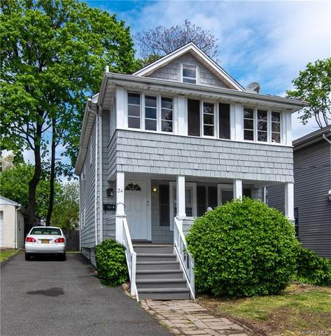 34 E Catherine Street, Nyack, NY 10960 (MLS #H6113082) :: Corcoran Baer & McIntosh