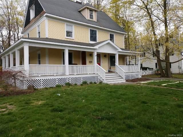 32 Clinton Avenue, Warwick, NY 10990 (MLS #H6113117) :: Cronin & Company Real Estate