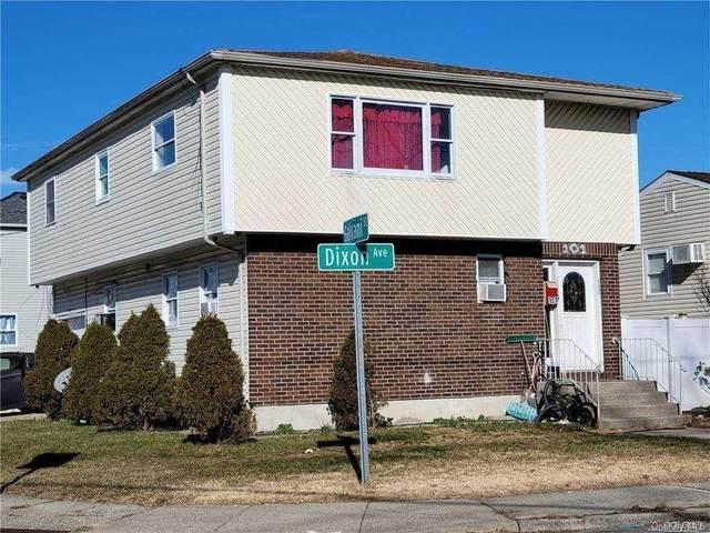 101 Dixion Avenue, Copiague, NY 11726 (MLS #H6113175) :: McAteer & Will Estates | Keller Williams Real Estate