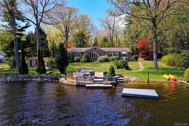 60 Lake Shore Road, Putnam Valley, NY 10579 (MLS #H6113278) :: Signature Premier Properties