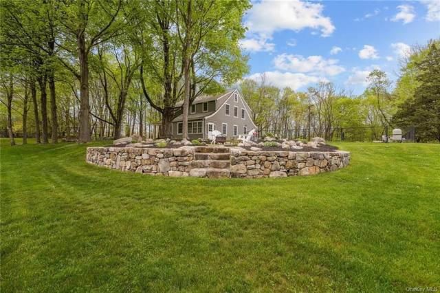 472 Orchard Hill Road, Harriman, NY 10926 (MLS #H6113514) :: Signature Premier Properties