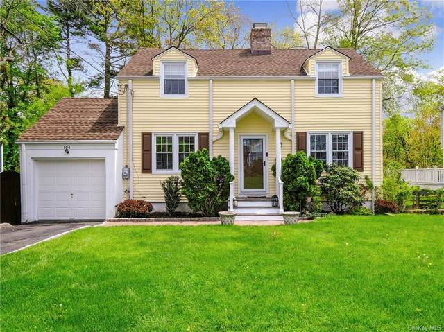 104 Clarence Road, Scarsdale, NY 10583 (MLS #H6113636) :: Corcoran Baer & McIntosh