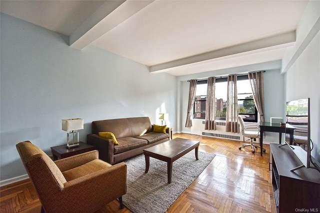 55 Park Terrace East B61, Newyork, NY 10034 (MLS #H6113688) :: Cronin & Company Real Estate