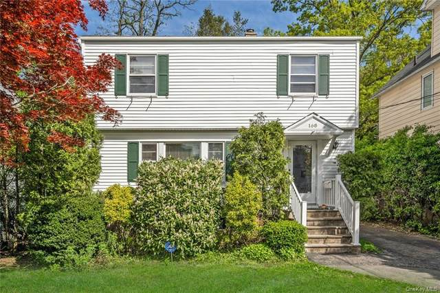 168 White Road, Scarsdale, NY 10583 (MLS #H6113752) :: Frank Schiavone with William Raveis Real Estate
