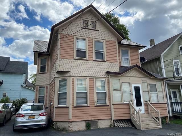 4 Mount William Street, Port Jervis, NY 12771 (MLS #H6113811) :: Signature Premier Properties