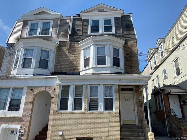 532 E 3rd Street, Mount Vernon, NY 10553 (MLS #H6114027) :: Barbara Carter Team