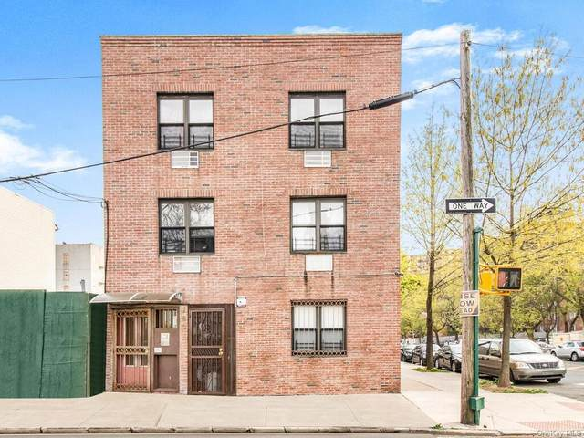 780 E 165th Street, Bronx, NY 10456 (MLS #H6114060) :: Shalini Schetty Team