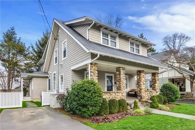 18 Elmwood Avenue, Rye, NY 10580 (MLS #H6114183) :: Frank Schiavone with William Raveis Real Estate