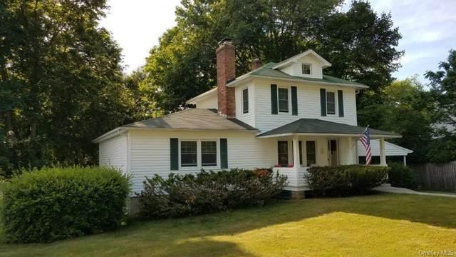 27 Island View Avenue, Monroe, NY 10950 (MLS #H6114236) :: Barbara Carter Team