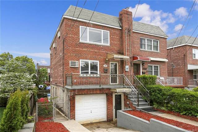 2370 Woodhull Avenue, Bronx, NY 10469 (MLS #H6114559) :: Frank Schiavone with William Raveis Real Estate