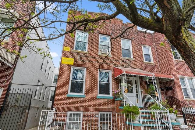 2245 Chatterton Avenue, Bronx, NY 10472 (MLS #H6114636) :: Shalini Schetty Team