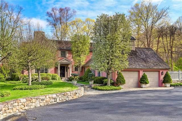 79 Cross River Road, Pound Ridge, NY 10576 (MLS #H6114665) :: Mark Boyland Real Estate Team