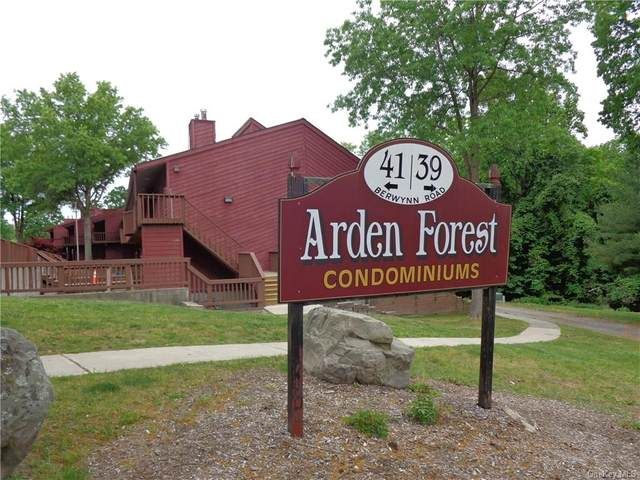 39 Berwynn Road B8, Harriman, NY 10926 (MLS #H6114894) :: Cronin & Company Real Estate