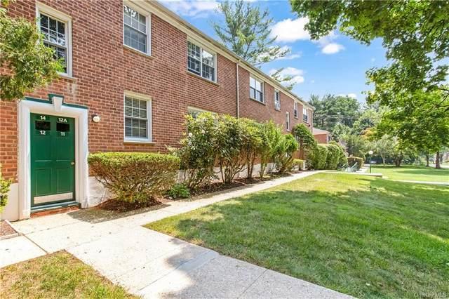 180 Pinewood Road 12A, Hartsdale, NY 10530 (MLS #H6114923) :: Carollo Real Estate