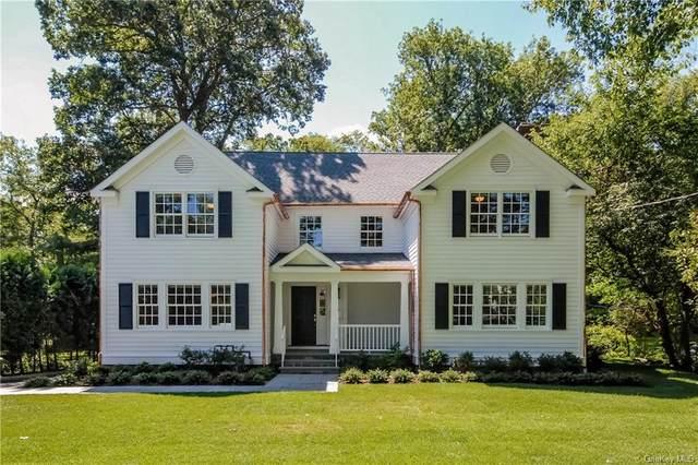 96 Garden Road, Scarsdale, NY 10583 (MLS #H6114979) :: Carollo Real Estate