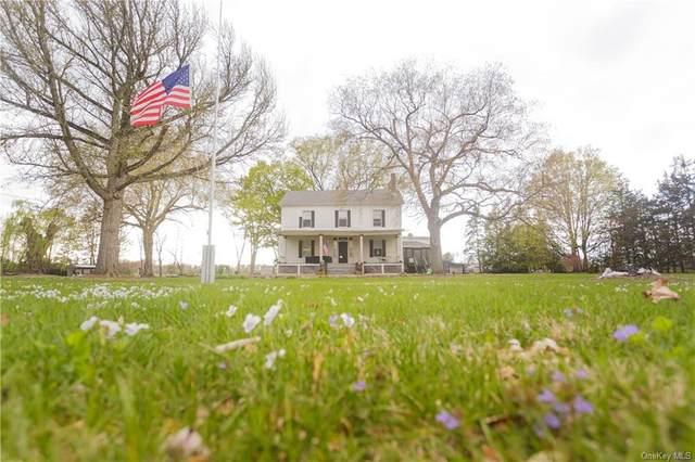 1825 Route 9, Germantown, NY 12526 (MLS #H6115506) :: McAteer & Will Estates | Keller Williams Real Estate