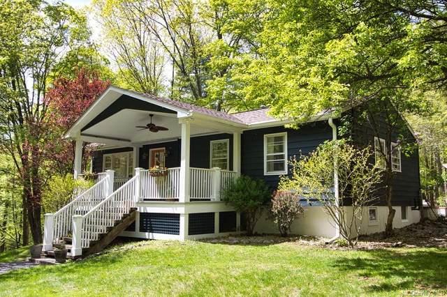 157 Chestnut Hill Road, Stone Ridge, NY 12484 (MLS #H6115556) :: RE/MAX RoNIN