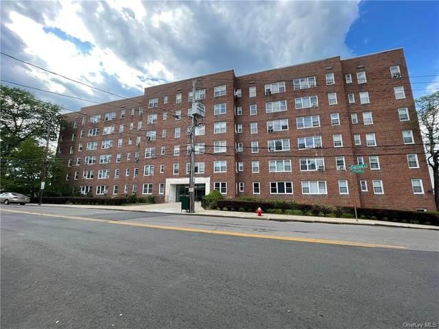 25 Sunnyside Drive 3G, Yonkers, NY 10705 (MLS #H6116011) :: Carollo Real Estate