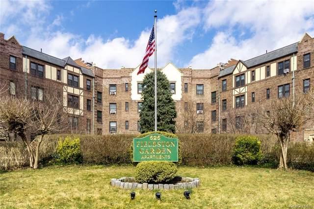 525 W 238th Street 4F, Bronx, NY 10463 (MLS #H6116312) :: Nicole Burke, MBA | Charles Rutenberg Realty