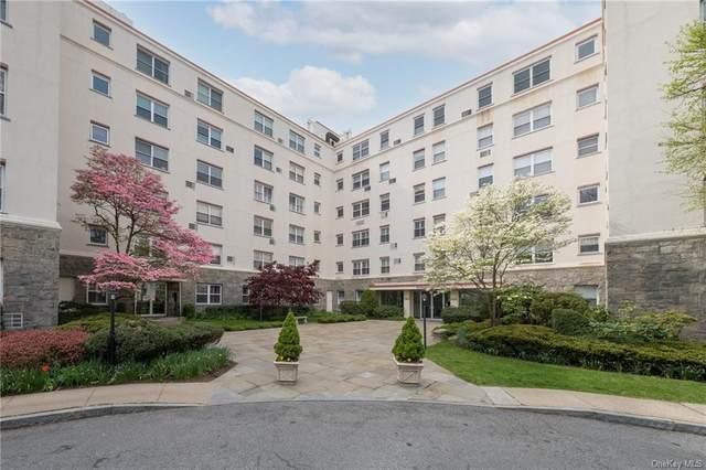 1 Stoneleigh Plaza 1-S, Bronxville, NY 10708 (MLS #H6116347) :: Howard Hanna Rand Realty