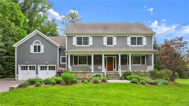 61 Byram Ridge Road, Armonk, NY 10504 (MLS #H6116365) :: Mark Boyland Real Estate Team