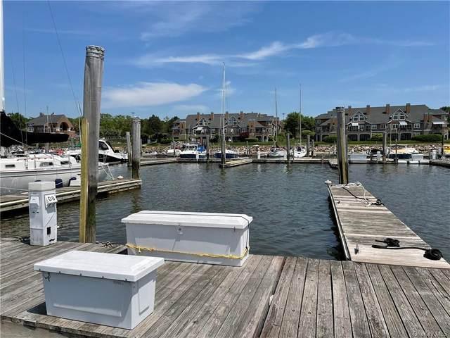 D8 Boat Slip Half Moon Bay Marina Drive, Croton-On-Hudson, NY 10520 (MLS #H6116639) :: Mark Seiden Real Estate Team