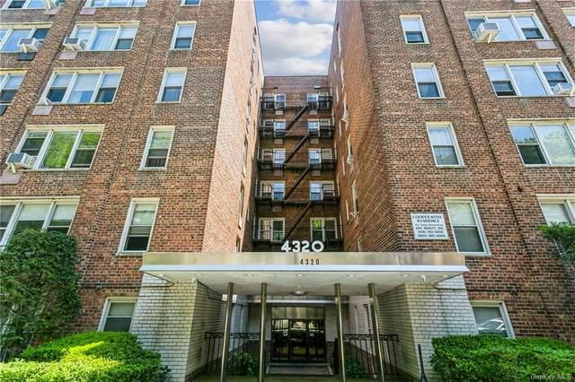 4320 Van Cortlandt Park East Avenue 4L, Bronx, NY 10470 (MLS #H6116691) :: Carollo Real Estate