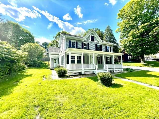 5 Valley Farm Road, Millbrook, NY 12545 (MLS #H6116795) :: Barbara Carter Team