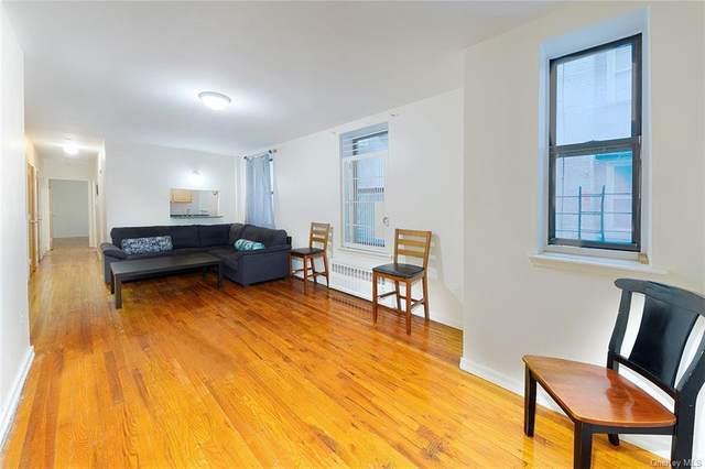 207 W 144th Street 2B, Newyork, NY 10030 (MLS #H6117144) :: Shalini Schetty Team