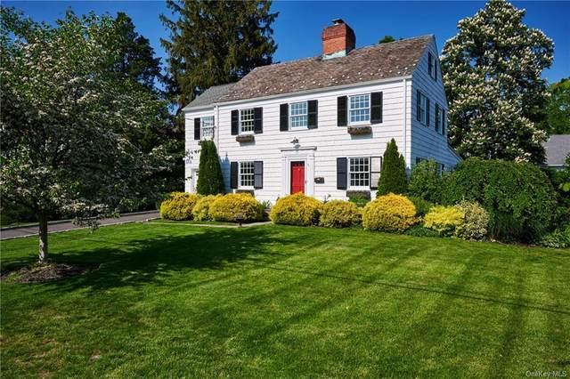 11 Lebanon Road, Scarsdale, NY 10583 (MLS #H6117455) :: Carollo Real Estate